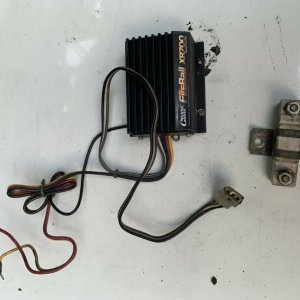 NISSAN PATROL TB42 CARBY ELECTRONIC IGNITION SET UP